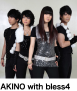 AKINO with bless4