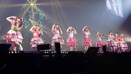 i☆Ris×Run Girls, Run!