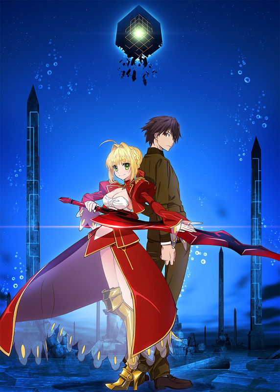 【Blu-ray】TV Fate/EXTRA Last Encore 1 完全生産限定版