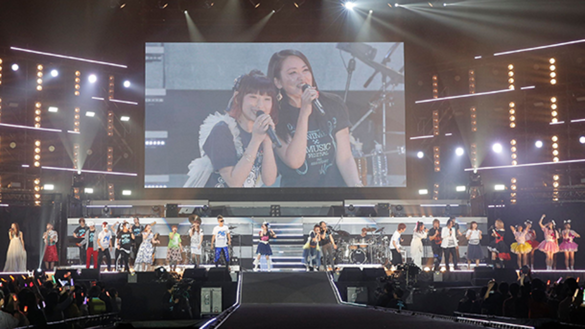 NBCUniversal ANIME×MUSIC FESTIVAL Part1