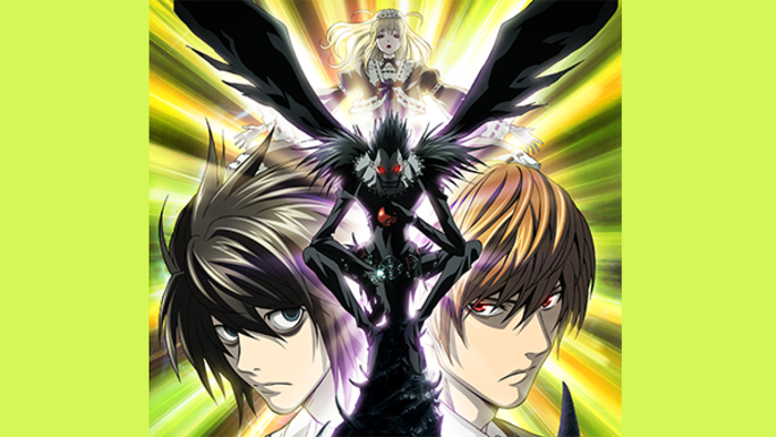 DEATH NOTE リライト 幻視する神