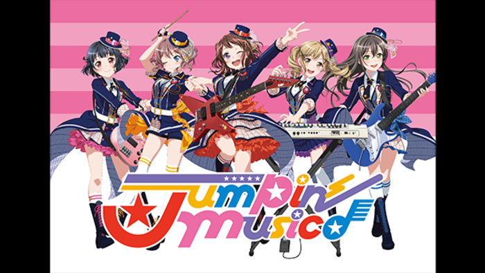 「BanG Dream! 7th☆LIVE」 DAY3:Poppin'Party「Jumpin' Music♪」